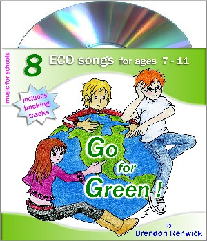Environmetal Education Songs